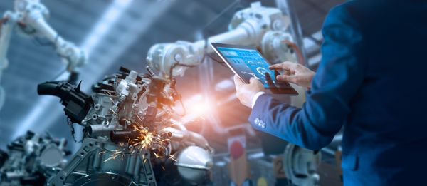 Industry 4.0: Are the Robots Taking Over?