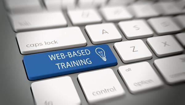 Live Web-based Training